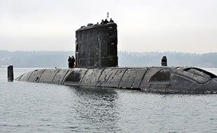 Submarine Combat Systems Integration